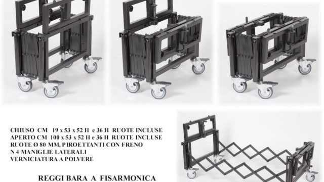 arredi funebri reggibara RBFISA12 - DIEMME | Facelli