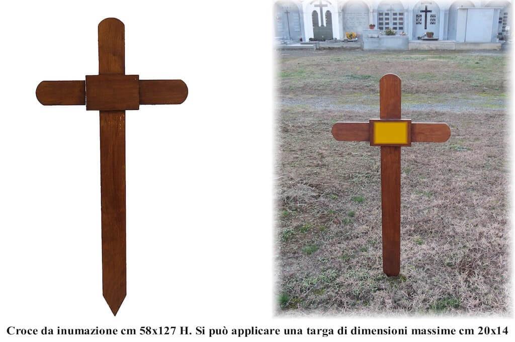 Croce Inumazione Arredi Funebri e Arredo Funebre Diemme Facelli